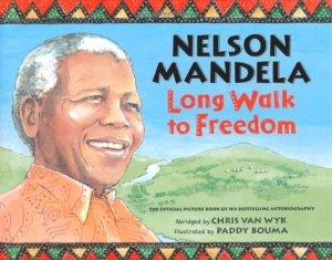 Mandela book cover